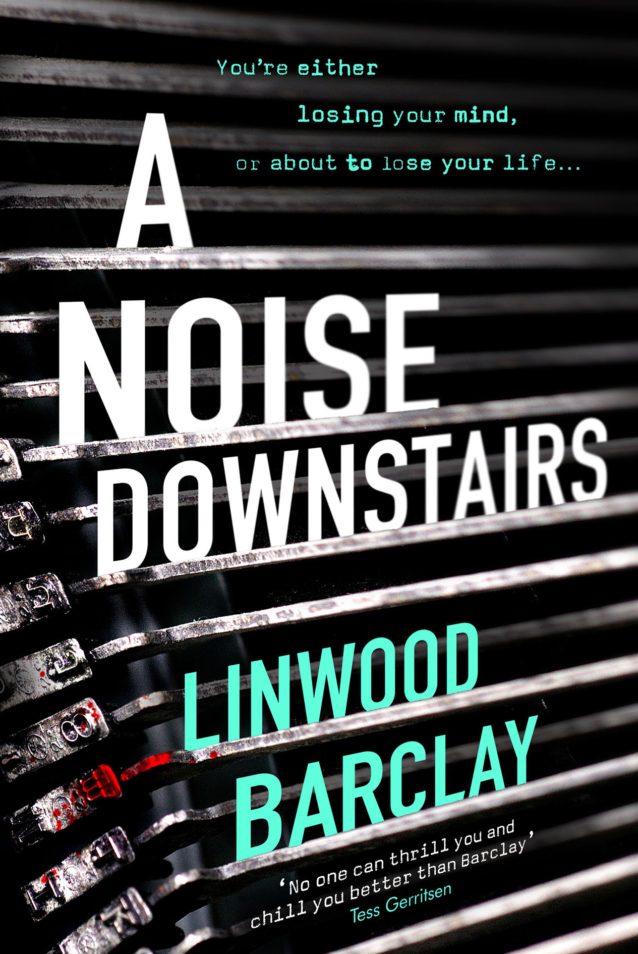 A Noise DownstairsLinwood Barclay