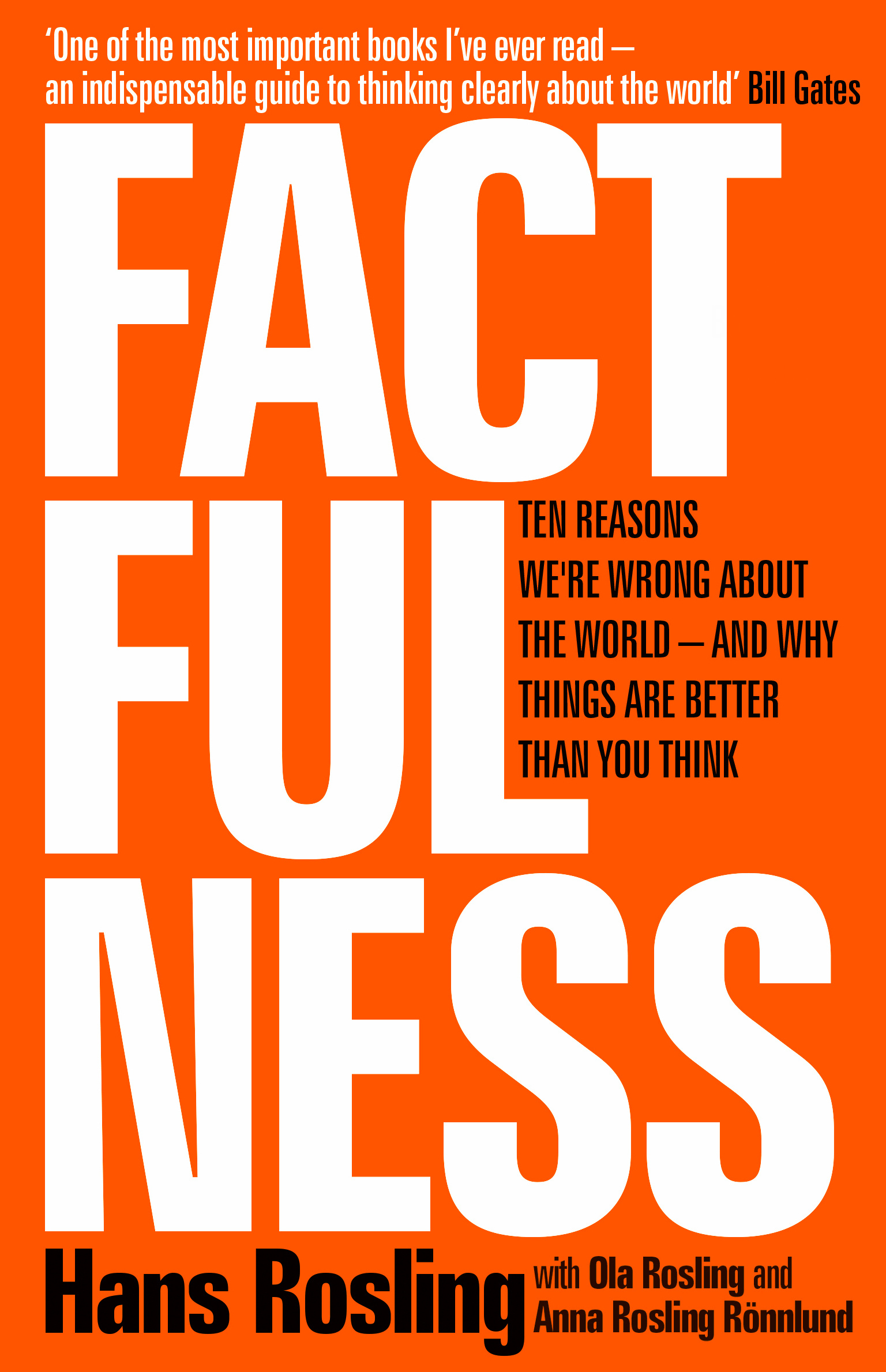FactfulnessOla Rosling