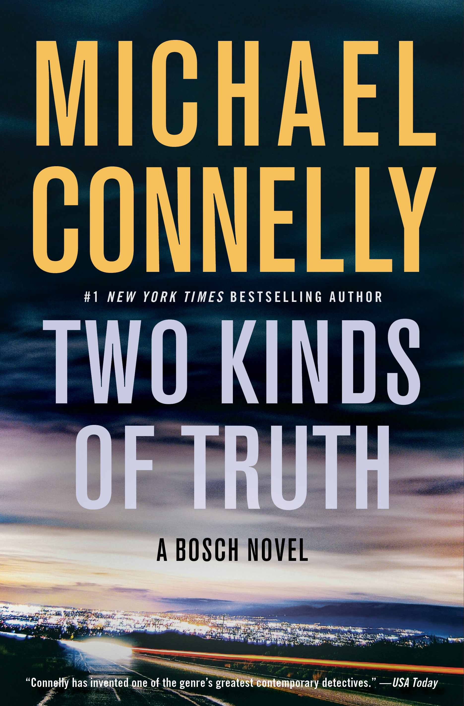 Two Kinds of TruthMichael Connelly